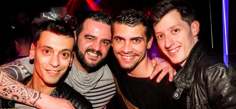 Construction Gay Club Lisboa