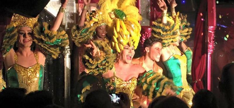 Finalmente Drag Show Lisbon