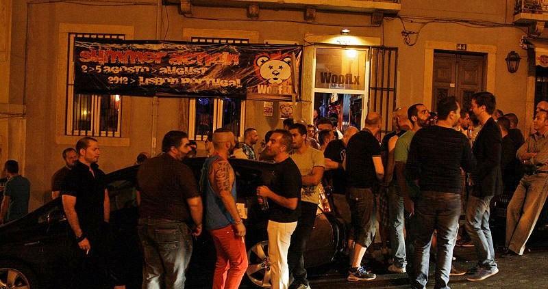 Lisbon Gay Scene