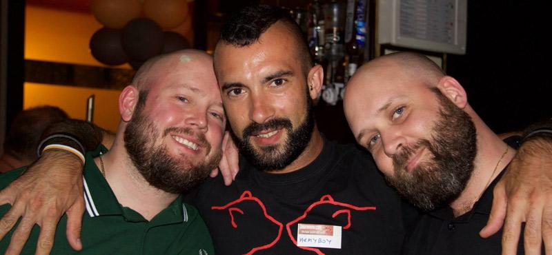 Amateur Bear Gay Lisboa Bear Pride