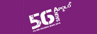 Sauna Apolo 56