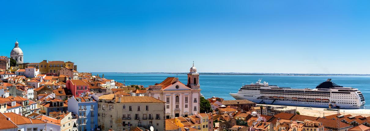 Gay Lisbon View